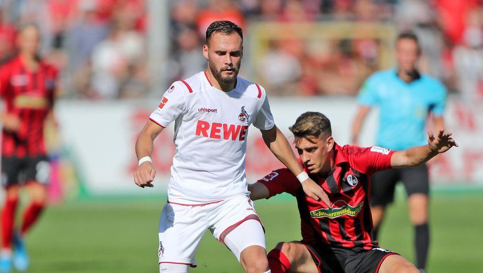 Verstraete (li.) fehlt den Kölnern vorerst verletzt. - Bildquelle: 2019 Getty images