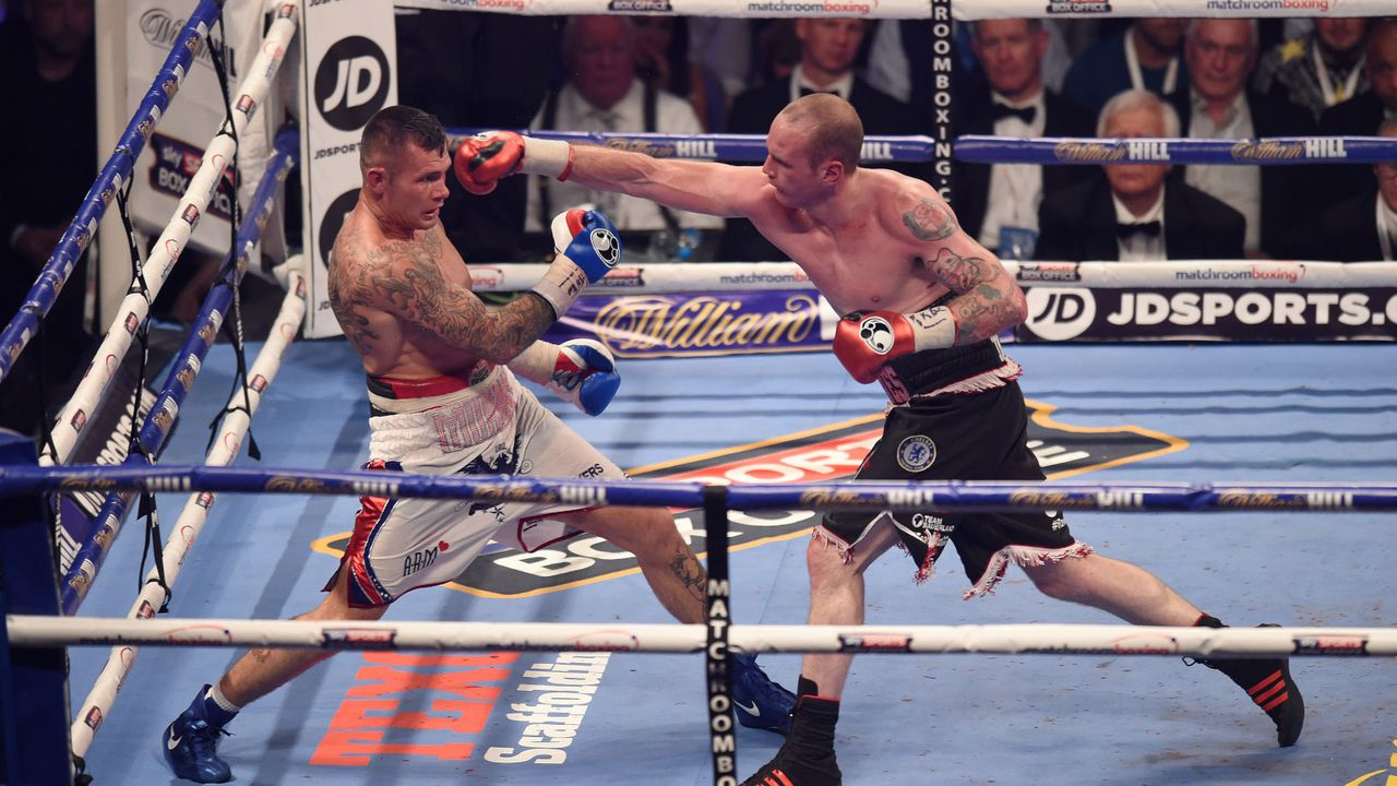 George Groves vs. Martin Murray - Bildquelle: Getty Images