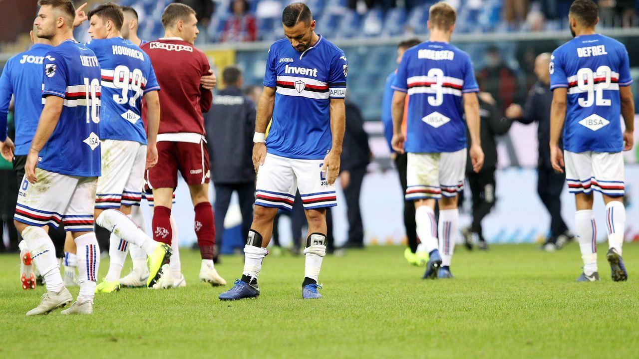 Sampdoria Genua (Serie A/Italien) - Bildquelle: imago/LaPresse
