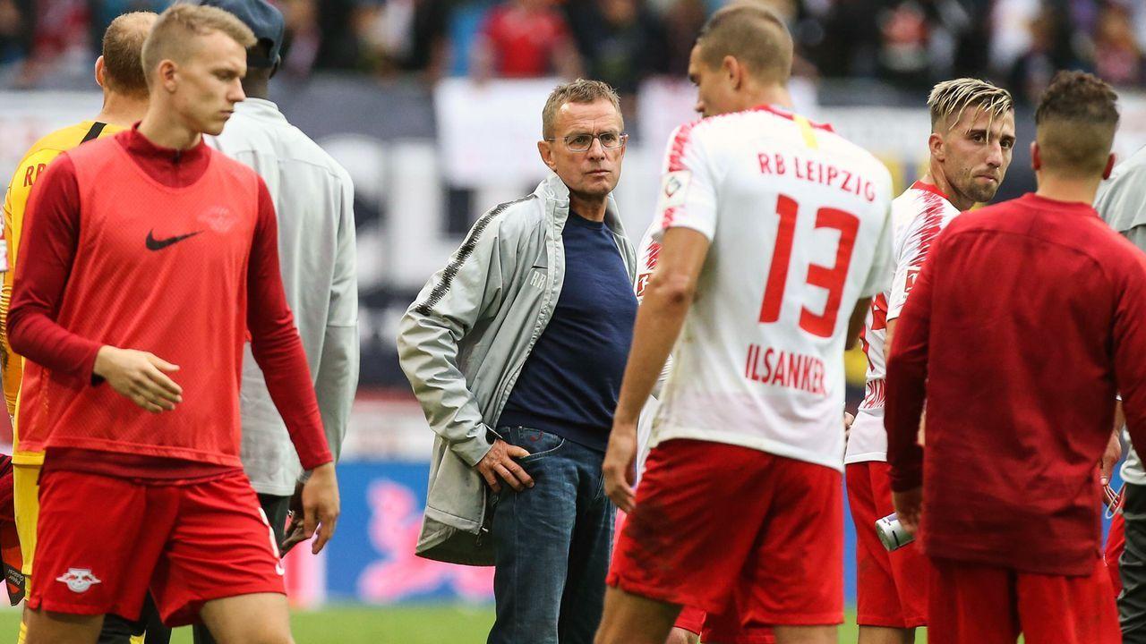 Platz 35 - RB Leipzig  - Bildquelle: imago/Christian Schroedter