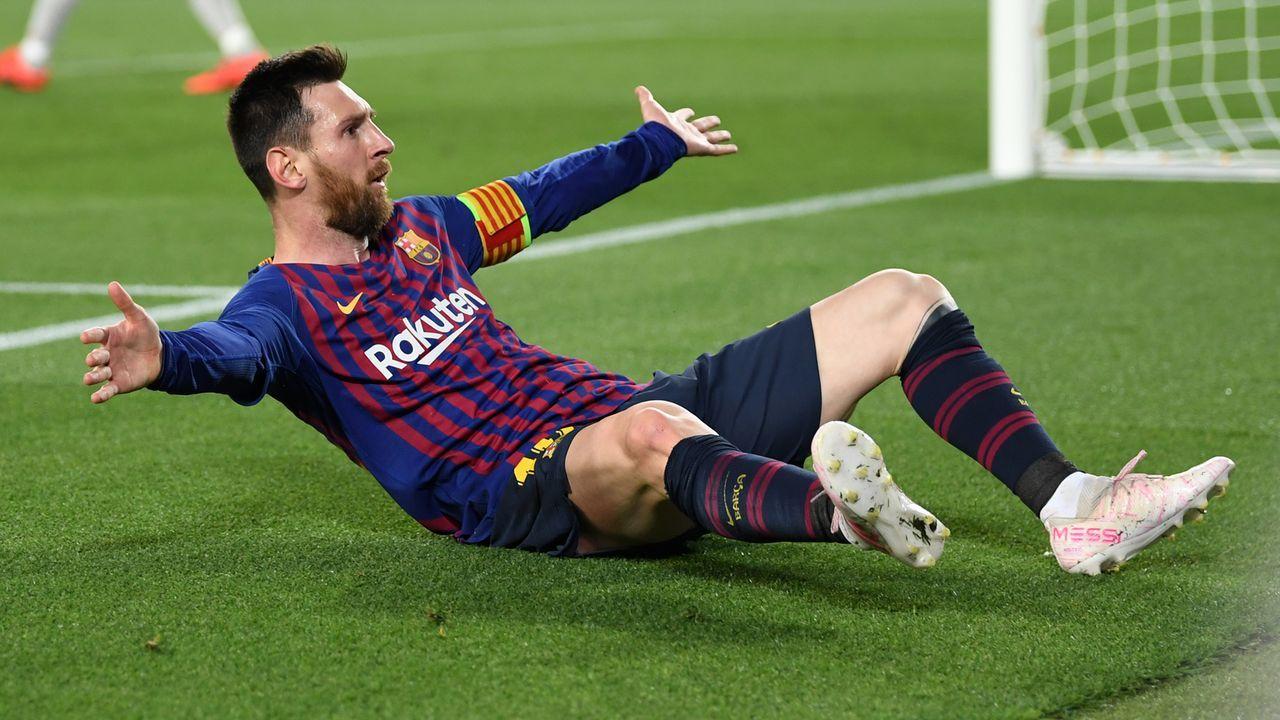 Lionel Messi - Bildquelle: Getty