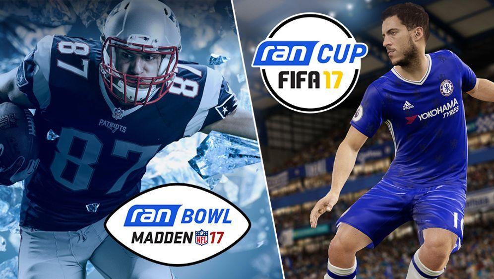 FIFA 17 - ran Cup Ankündigung - Bildquelle: EA SPORTS