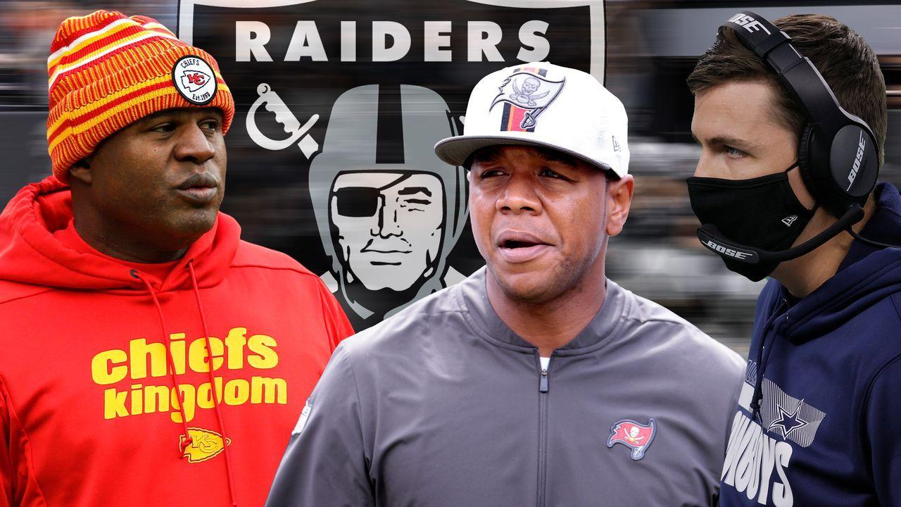 Nach Gruden-Rücktritt: Die Trainer-Kandidaten der Las Vegas Raiders - Bildquelle: 2021 Getty Images