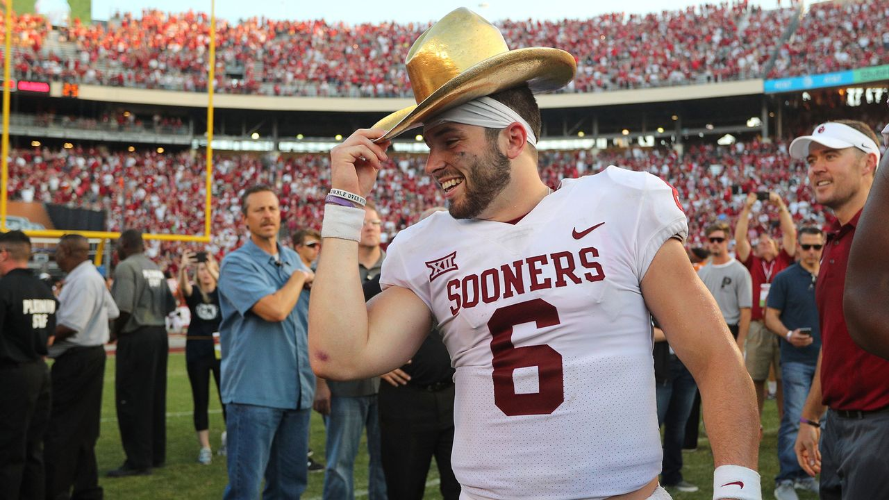 9. Oklahoma Sooners - Bildquelle: 2017 Getty Images