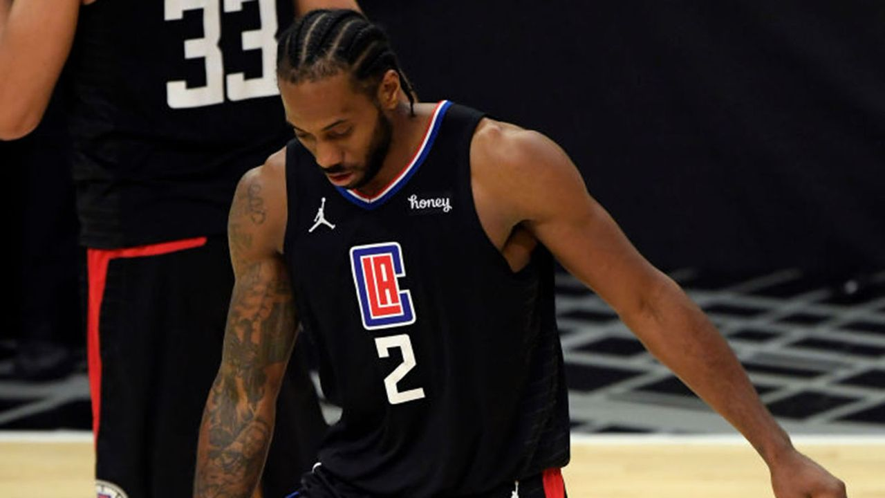 Kawhi Leonard (Los Angeles Clippers) - Bildquelle: 2021 Getty Images