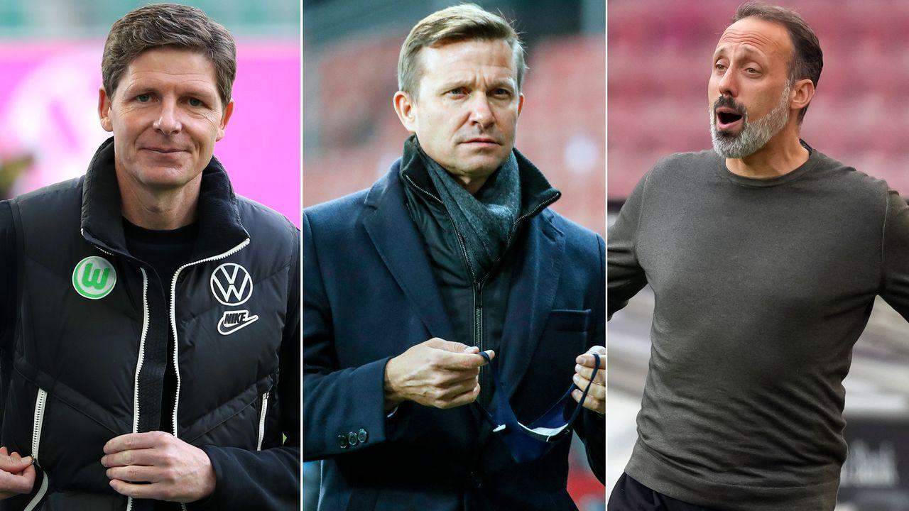 Nachfolge-Kandidaten für Nagelsmann bei RB Leipzig - Bildquelle: Getty Images/Imago