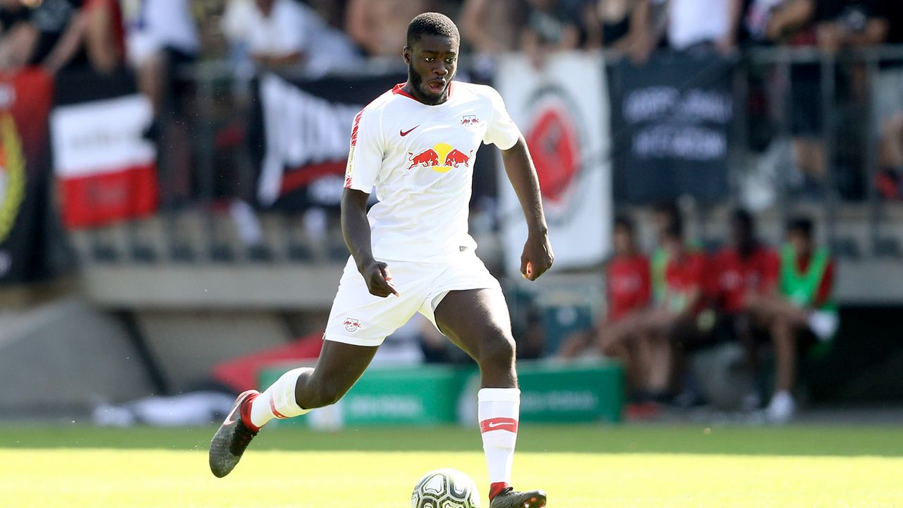 Dayot Upamecano (RB Leipzig) - Bildquelle: 2018 Getty Images